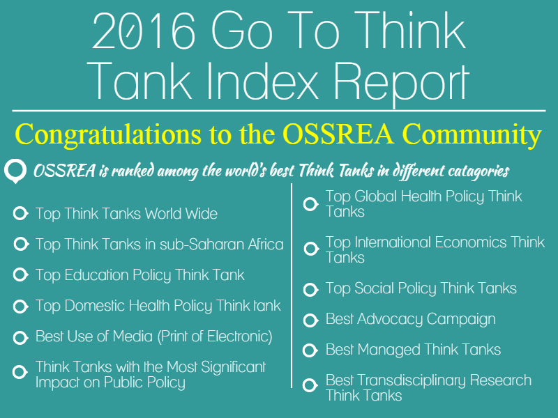 GOTO Think Tank Index 2016
