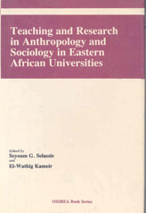 Teaching and Research in Anthropology and Sociology in Eastern African Universities