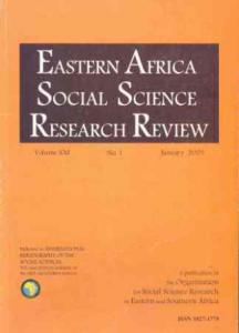 EASSRR Vol. 21, No. 1 Jan. 2005