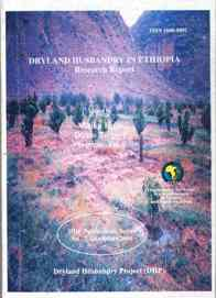 DRYLAND HUSBANDRY IN ETHIOPIA - Research Report