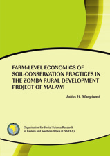 Farm-Level Economics Of Soil-Conservation Practices In The Zomba Rural Development Project Of Malawi